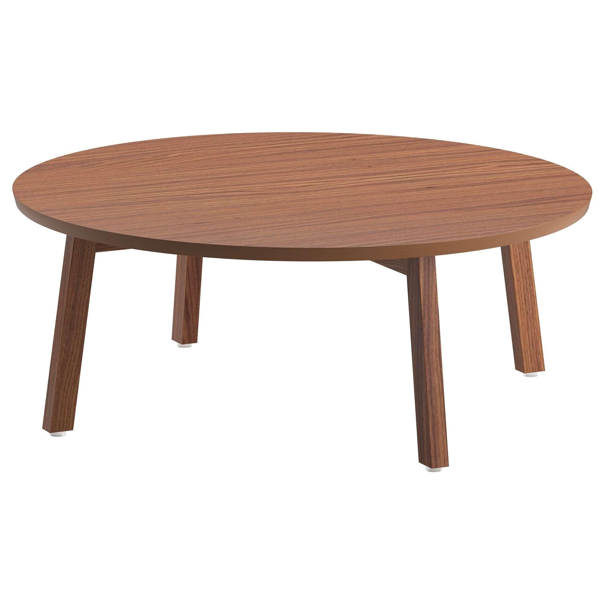 Coffee Table Stockholm Coffee Table Walnut Veneer Cm Ikea Art With In Well Known Oak Veneer Coffee Tables (View 20 of 20)