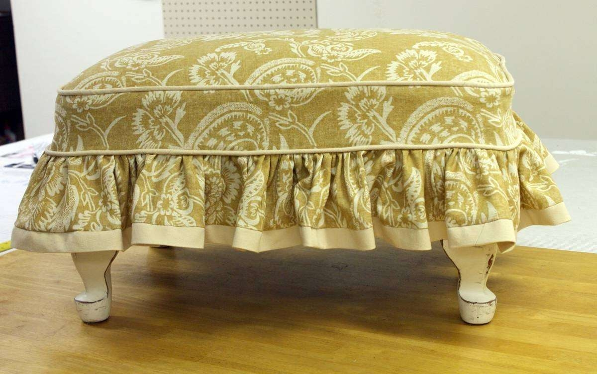 Coffee Table : Tommy Bahama Home Kilimanjaro Heather Button Tufted With Regard To Popular Animal Print Ottoman Coffee Tables (View 12 of 20)