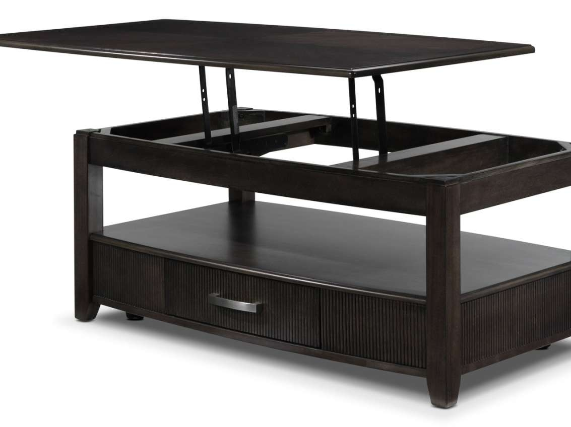 Coffee Table : Top Lifting Coffee Tables Interesting Top Raising With Regard To Latest Top Lifting Coffee Tables (View 18 of 20)