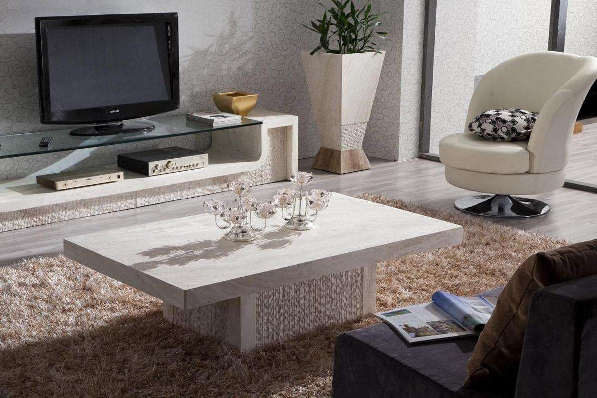 Coffee Table, White Marble Coffee Table Set Modern Marble Top Pertaining To Current Small Marble Coffee Tables (View 4 of 20)