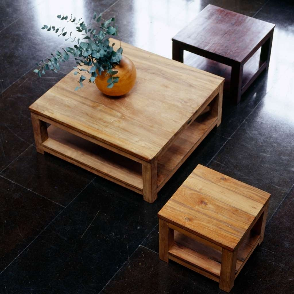 Coffee Table With Rounded Corners Ideas Edge Wood Featured Cube Pertaining To Widely Used Coffee Tables With Rounded Corners (View 5 of 20)