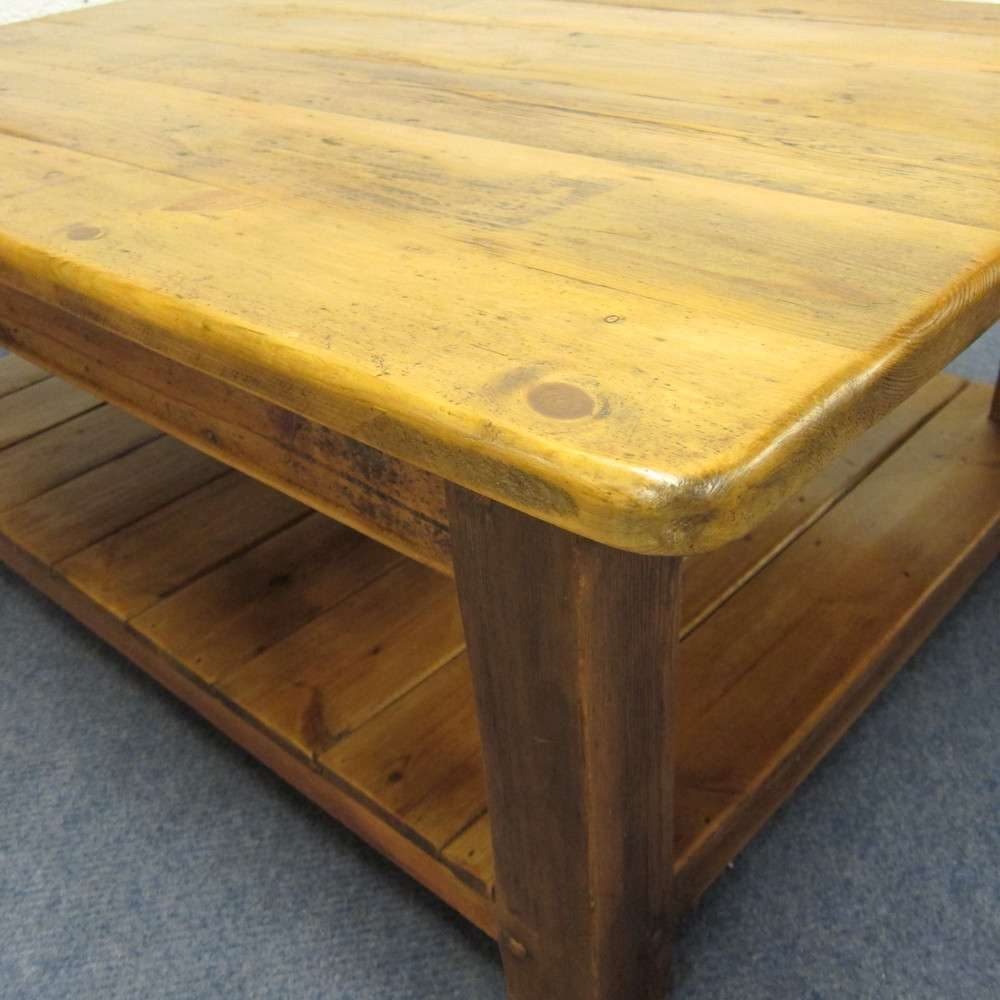 Coffee Table With Rounded Edges / Coffee Tables / Thippo Within Fashionable Rounded Corner Coffee Tables (View 9 of 20)