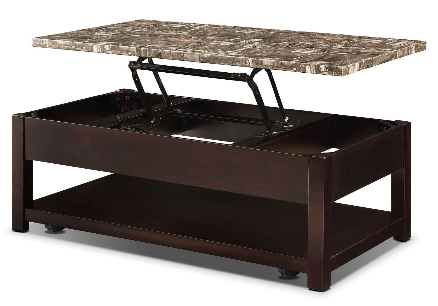 Coffee Table : Wonderful Large Square Coffee Tables Triangle Pertaining To 2017 Large Square Coffee Tables (View 8 of 20)