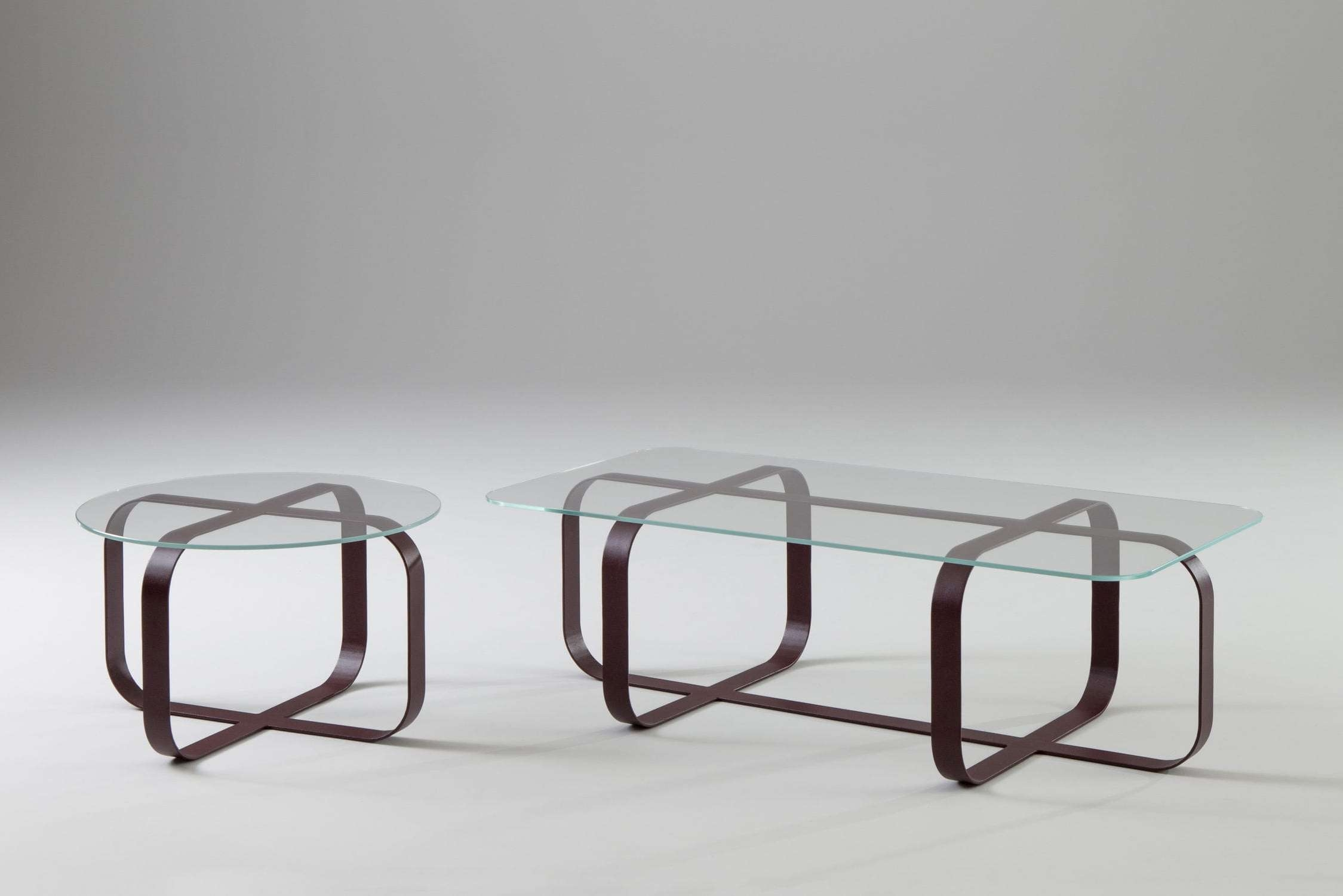 Coffee Table Wrought Iron And Glass Coffee Table Large Glass Top Inside 2017 Dark Wood Coffee Tables With Glass Top (View 22 of 23)