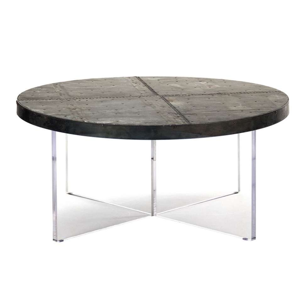 Coffee Tables : Alf Coffee Table Acrylic Tables Zinc Top Cosmo In Most Recently Released Cosmo Coffee Tables (View 6 of 20)