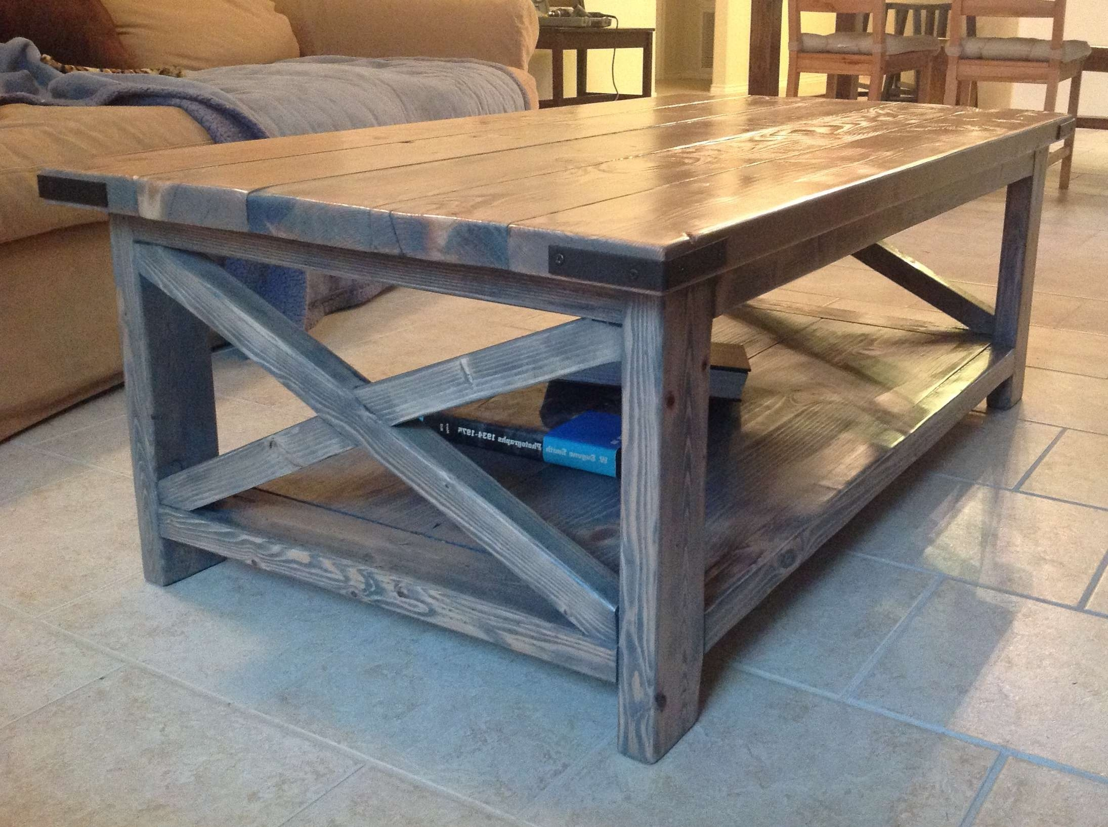 Coffee Tables : Anna White Coffee Table Ana With Toy Box Trundle For Preferred Kids Coffee Tables (View 7 of 20)