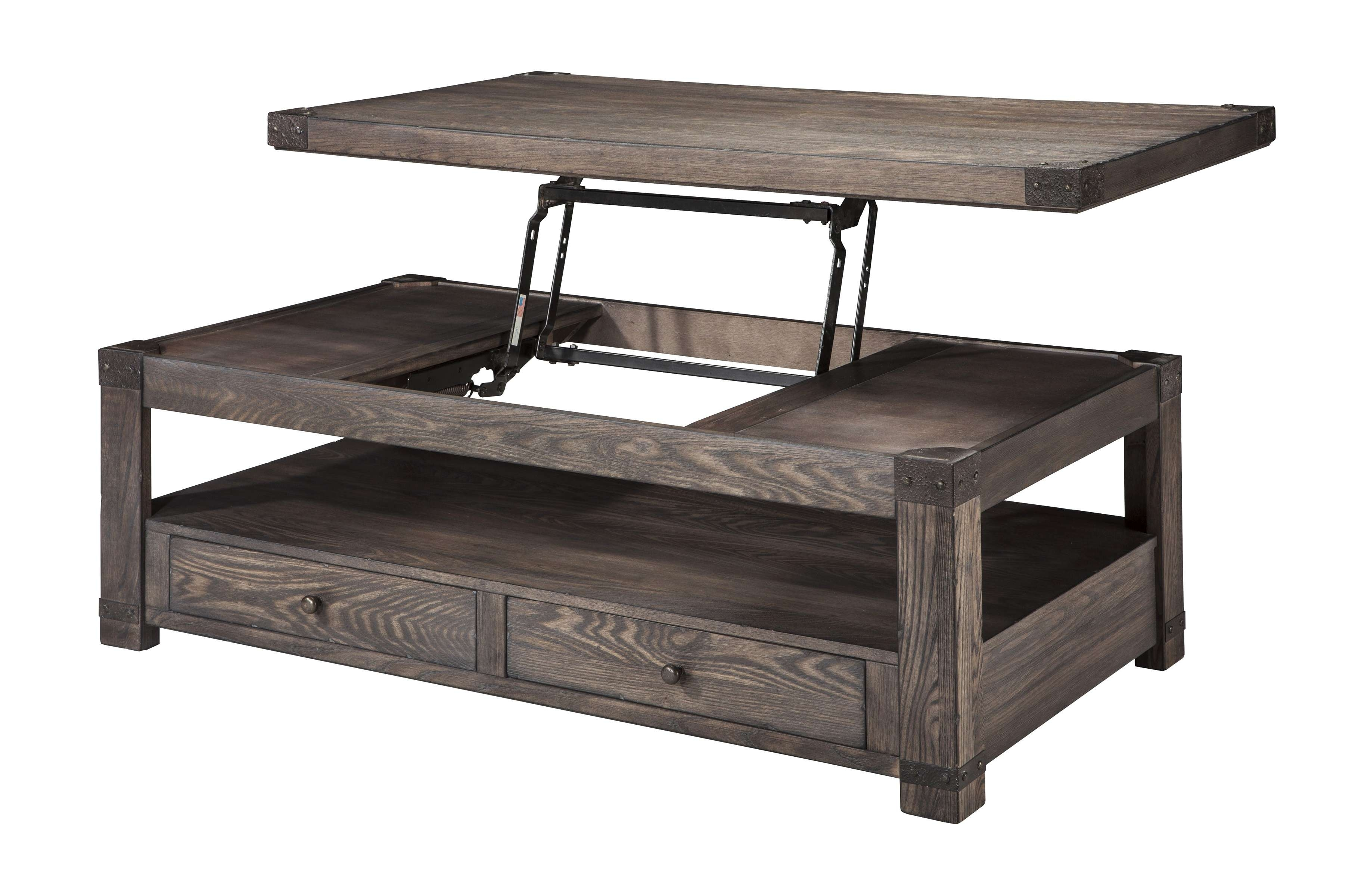Coffee Tables : Ashley Furniture Lift Top Coffee Table Buy Inside Well Known Lift Top Coffee Table Furniture (View 5 of 20)