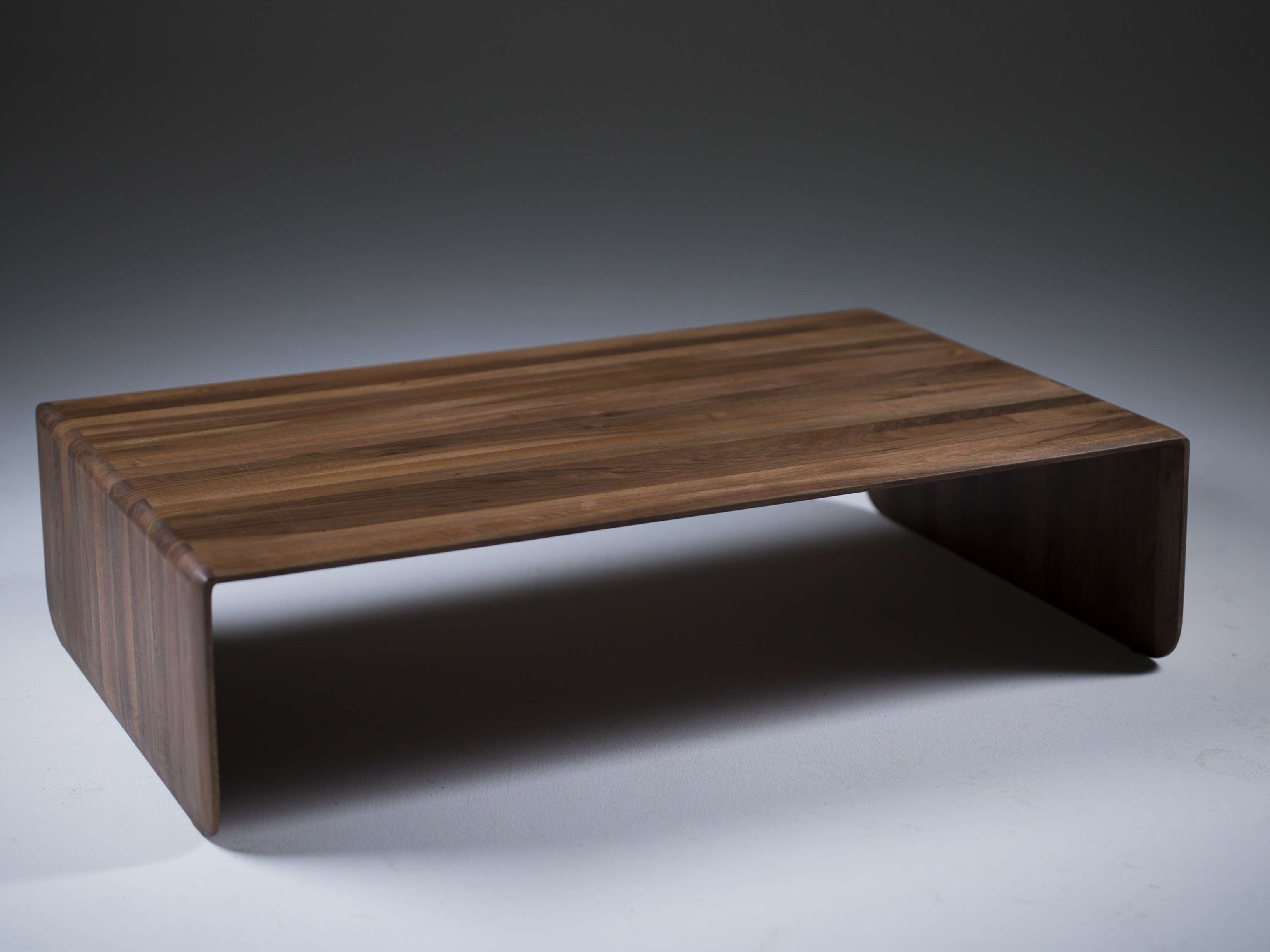 Coffee Tables : Astonishing Charming Brown Rectangle Traditional With Well Liked Large Low Coffee Tables (View 9 of 20)