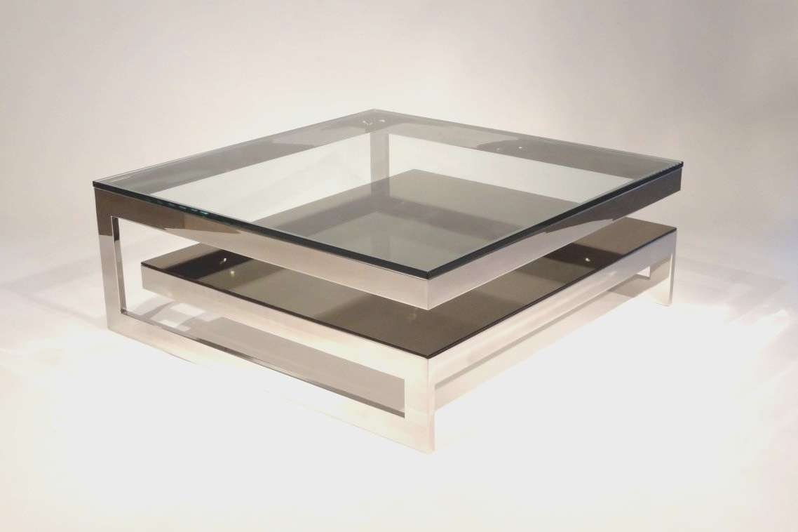 Coffee Tables : Best Floating Glass Coffee Table Home Decoration In Best And Newest Floating Glass Coffee Tables (View 7 of 20)