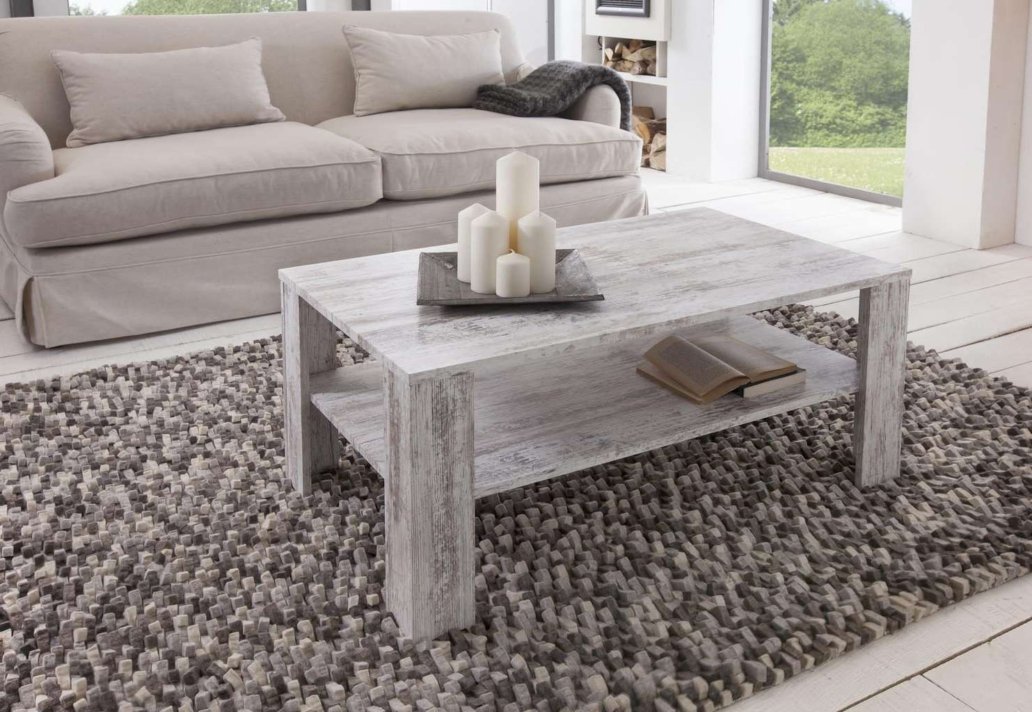 Coffee Tables : Breathtaking Gray Wood Coffee Table Tables Thippo With Most Recent Gray Wood Coffee Tables (View 7 of 20)