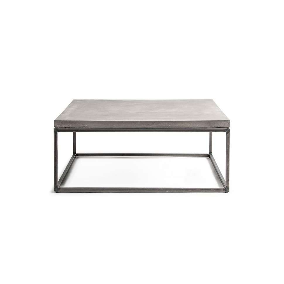 Coffee Tables : Chrome Coffee Table Reclaimed Wood Square Steel Regarding 2018 Short Legs Coffee Tables (View 4 of 20)