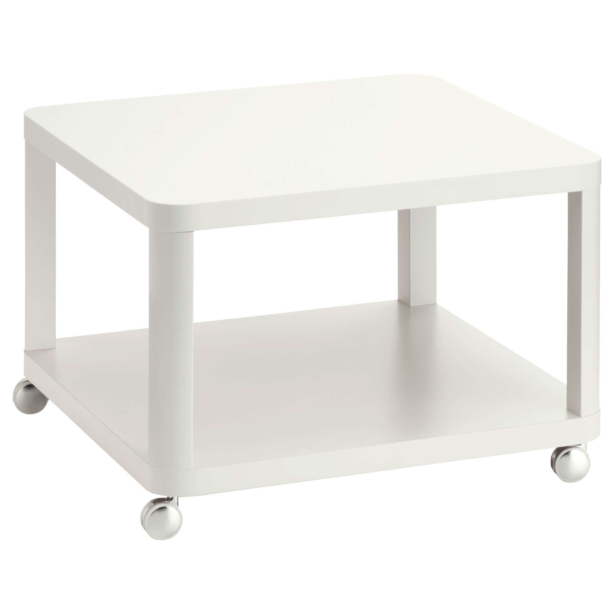 Coffee Tables & Console Tables – Ikea Regarding 2018 Glass Coffee Tables With Casters (View 10 of 20)