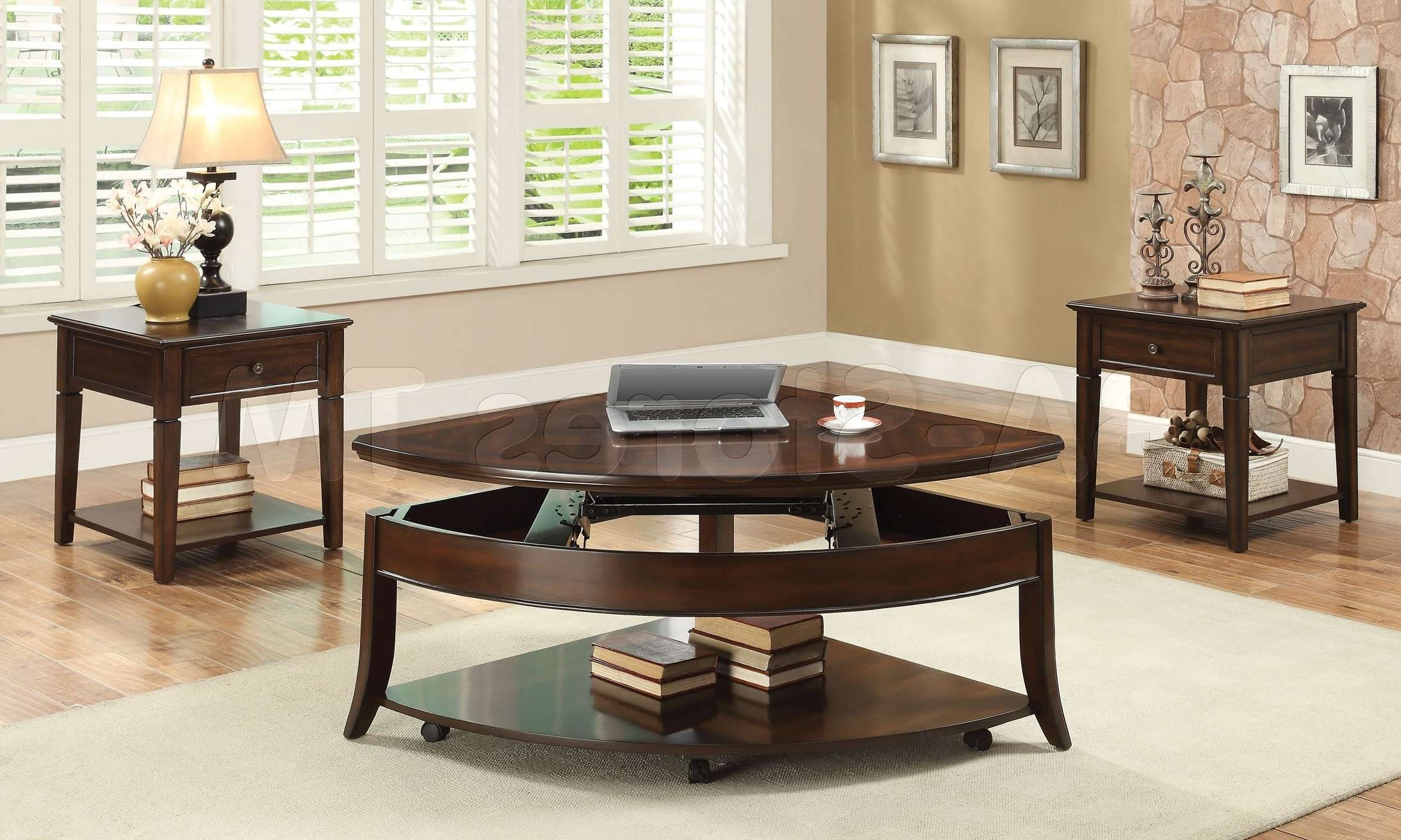Coffee Tables : End Tables And Coffee Table Set Awesome Amazing Regarding 2018 Contemporary Coffee Table Sets (View 4 of 20)