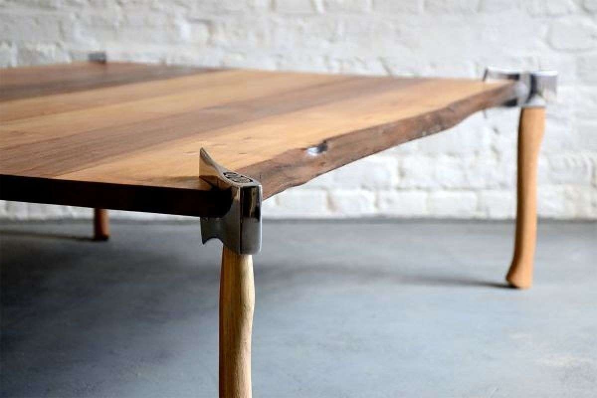 Coffee Tables : Exquisite Cool Coffee Table Ideas Tables Using Pertaining To Best And Newest Unusual Wooden Coffee Tables (View 8 of 20)