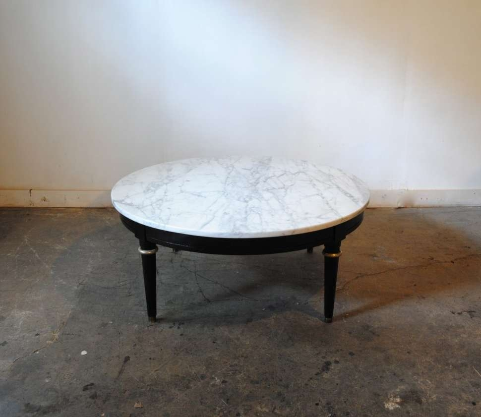 Coffee Tables : Fake Marble Coffee Table Top End Tables Antique Inside Newest White Marble Coffee Tables (View 12 of 20)