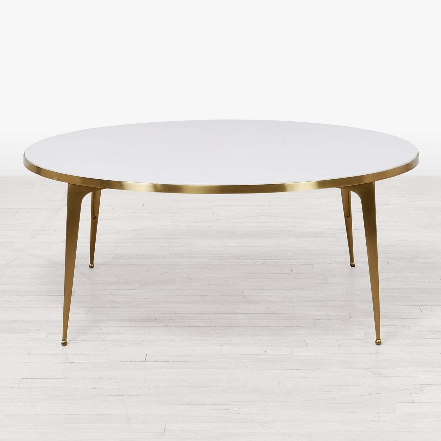 Coffee Tables : Fold Up Coffee Table Round Marble Top Low Square In Best And Newest White Oval Coffee Tables (View 6 of 20)
