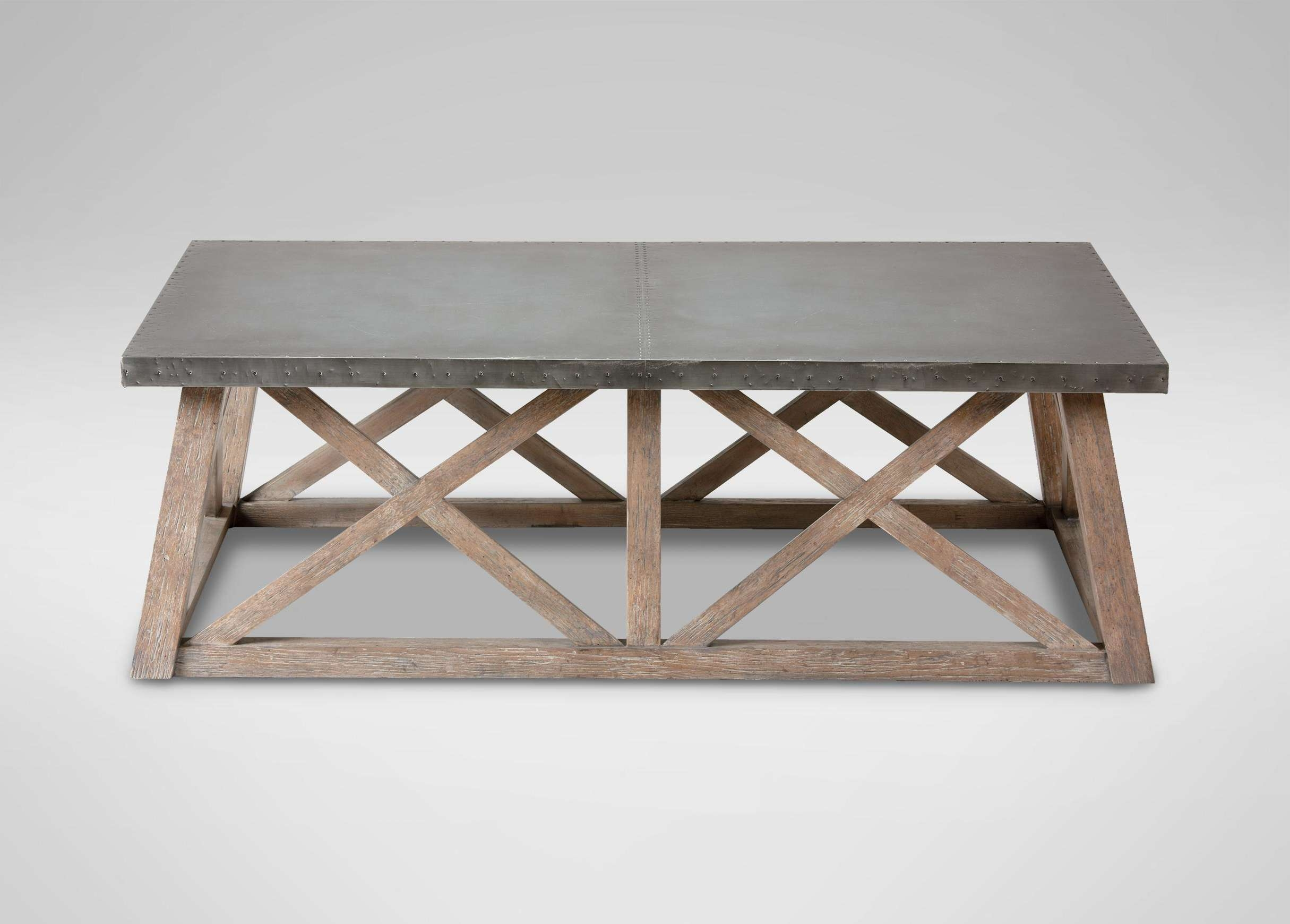 Coffee Tables For Famous Metal Coffee Tables (View 7 of 20)