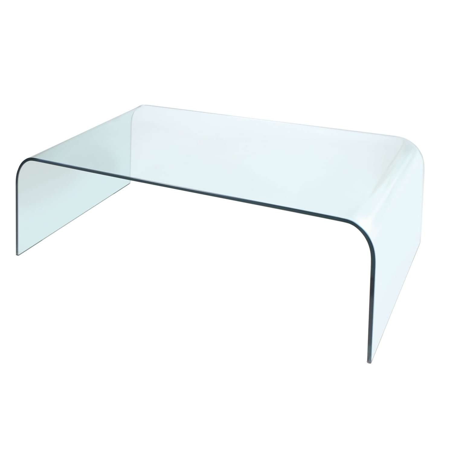 Coffee Tables : Furniture Modern Glass Table Top Design Ideas In Preferred Transparent Glass Coffee Tables (View 6 of 20)