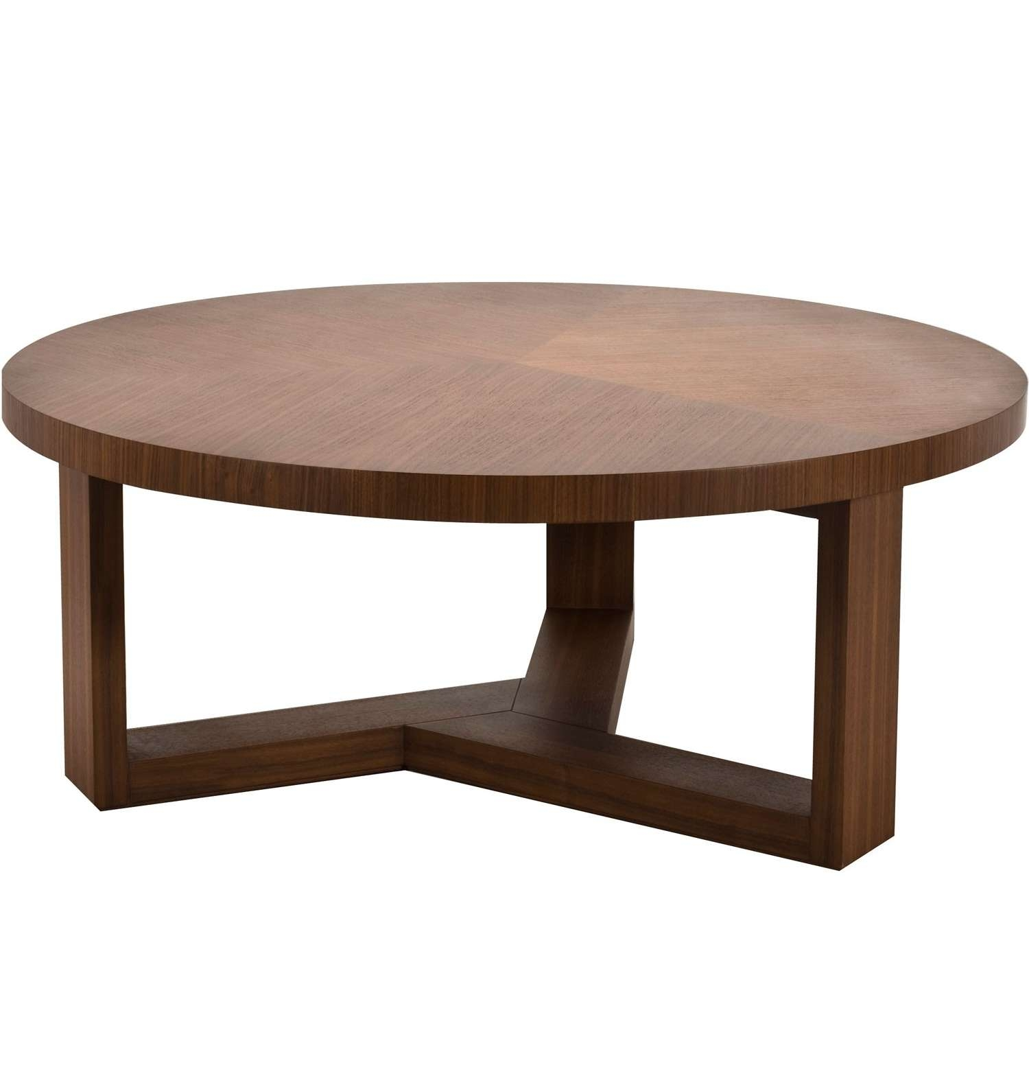 Coffee Tables : Furniture Round Coffee Table Rustic Wooden Plans Within Popular Small Circular Coffee Table (View 4 of 20)