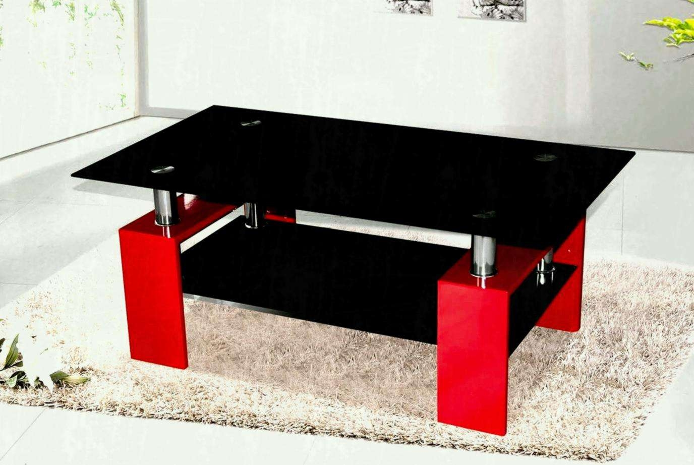 Coffee Tables Gold Glass Table Round Square Wood Small – Home With Fashionable Round Red Coffee Tables (View 7 of 20)