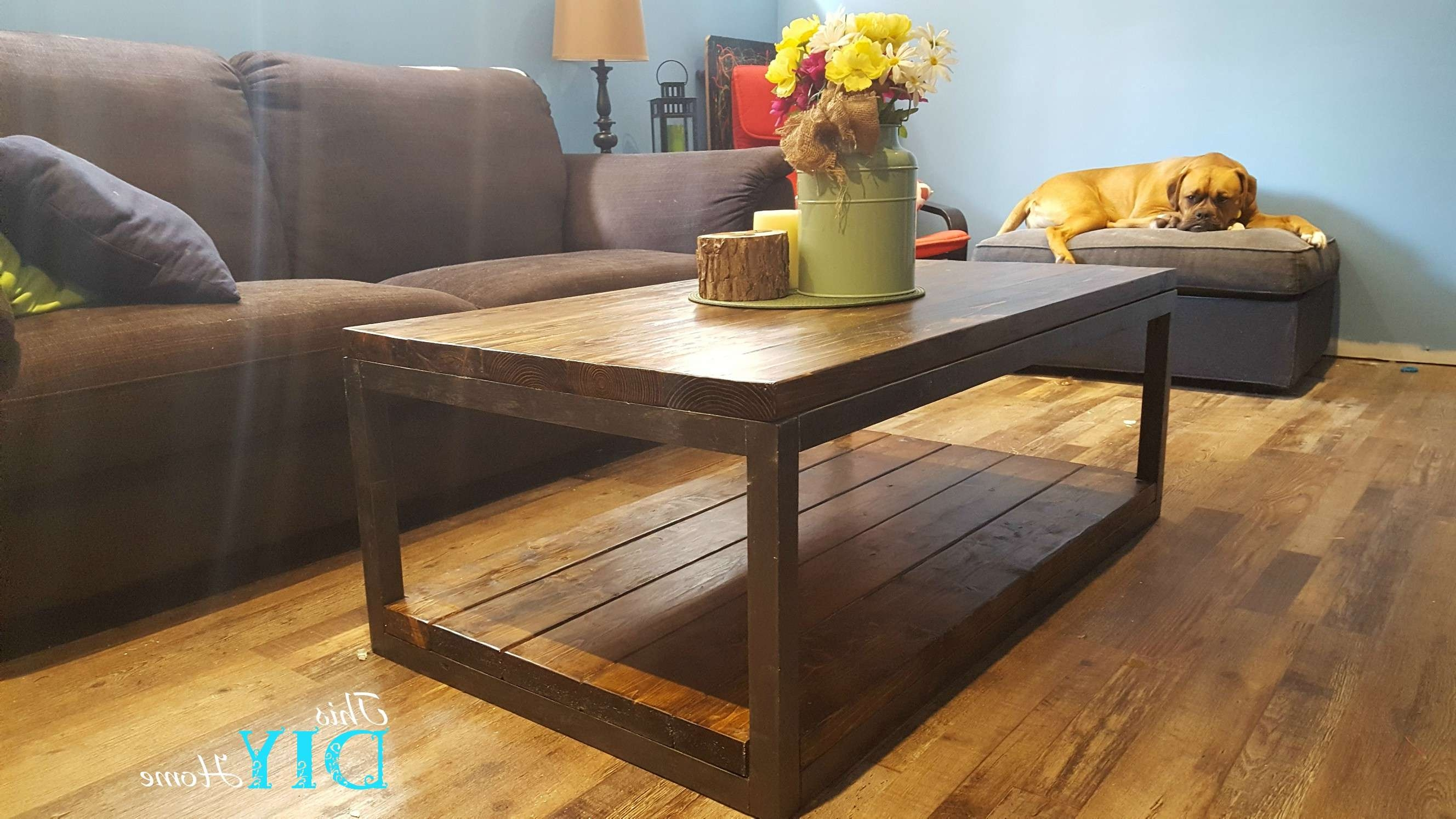 Coffee Tables : Good Looking Antique Style Coffee Tables Vintage With Regard To Well Known Low Industrial Coffee Tables (View 8 of 20)