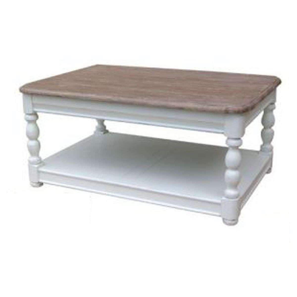 Coffee Tables Ideas: Cottage Style Coffee Table Ideas Cottage Pertaining To Most Up To Date White Cottage Style Coffee Tables (View 6 of 20)