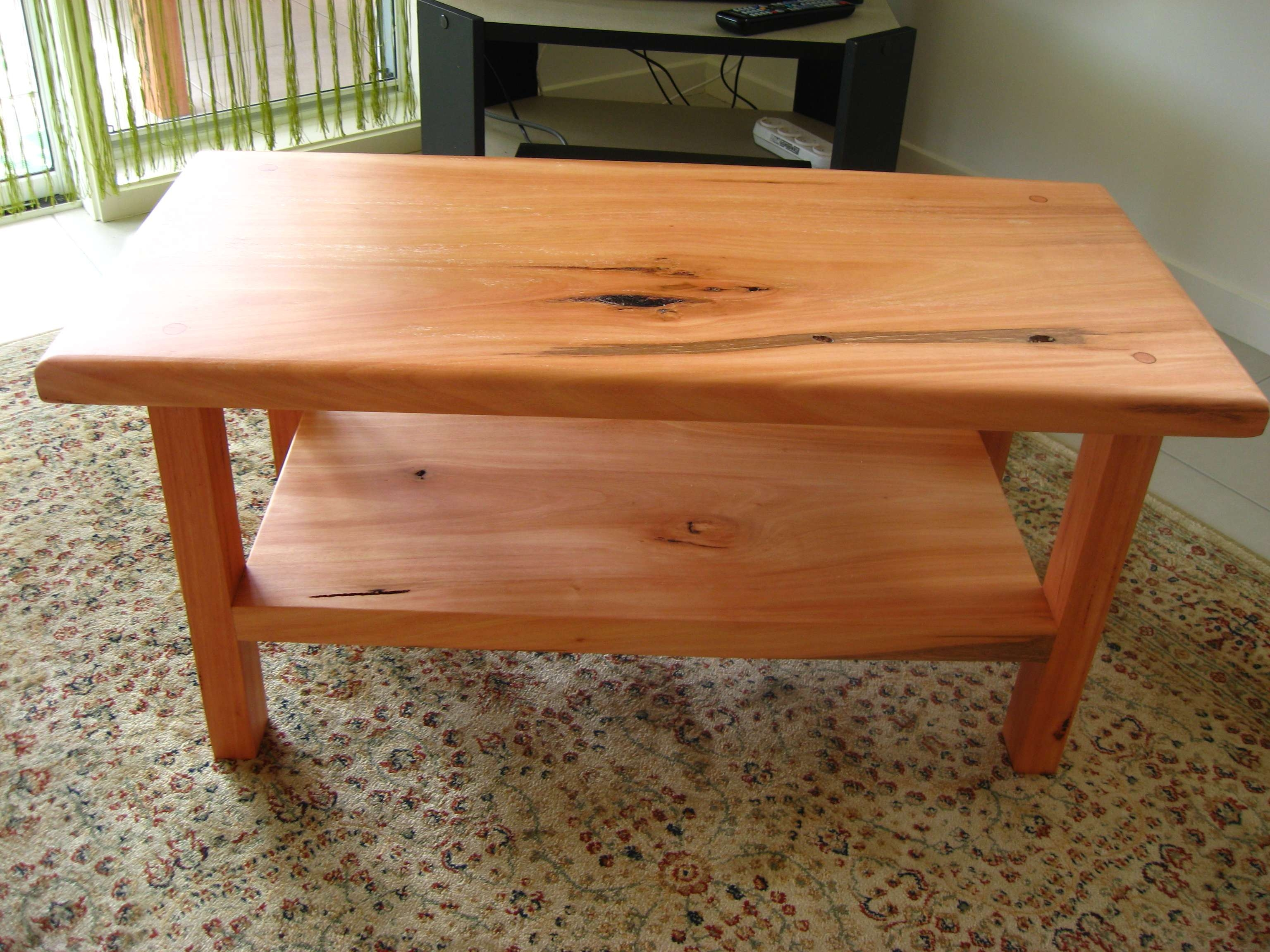 Coffee Tables Ideas: Wood Coffee Table Designs Coffee Table Design Throughout Recent Handmade Wooden Coffee Tables (View 4 of 20)