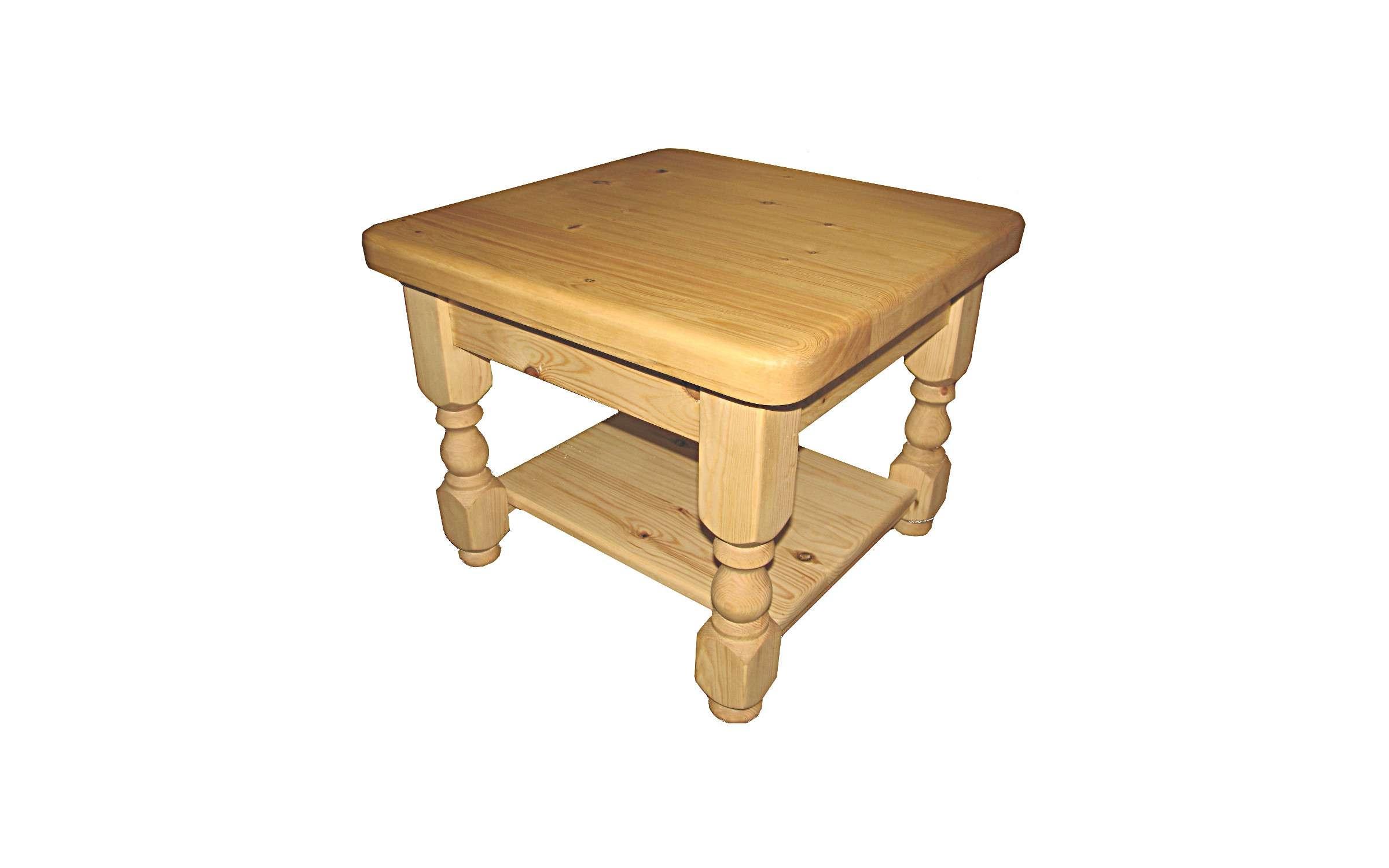 Coffee Tables – Kerris Farmhouse Pine Regarding Fashionable Square Pine Coffee Tables (View 3 of 20)