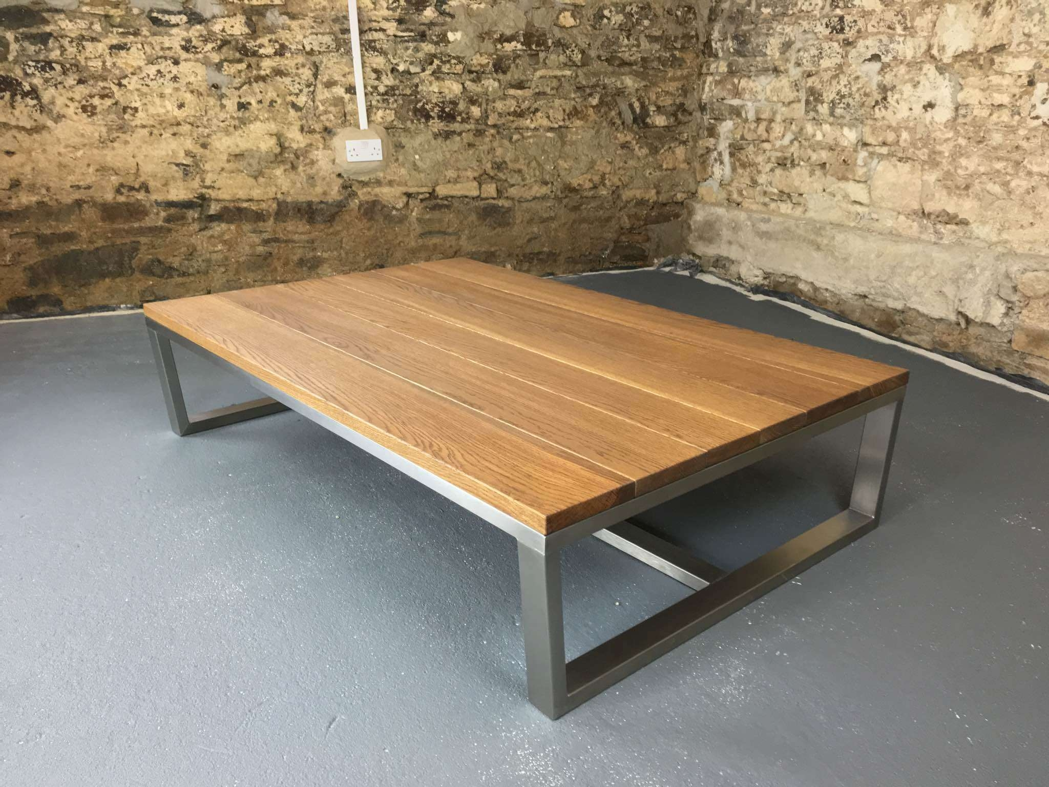 Coffee Tables : Lovely Large Round Coffee Tables Unique And Regarding Most Recent Low Wooden Coffee Tables (View 12 of 20)