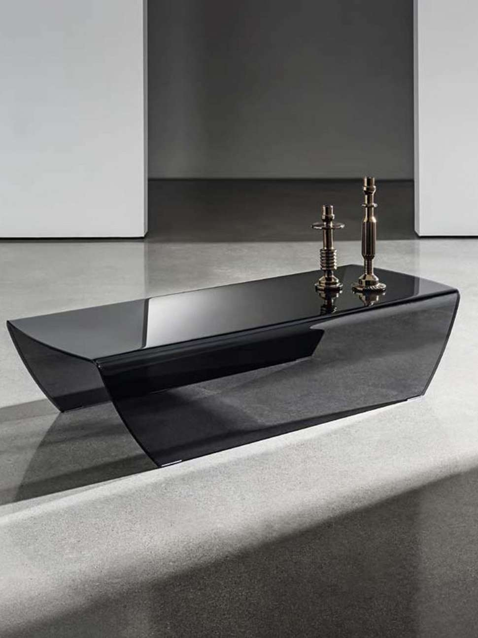 Coffee Tables : Modern Black Glass Coffee Table White My New — Rs With Fashionable Low Glass Coffee Tables (View 5 of 20)