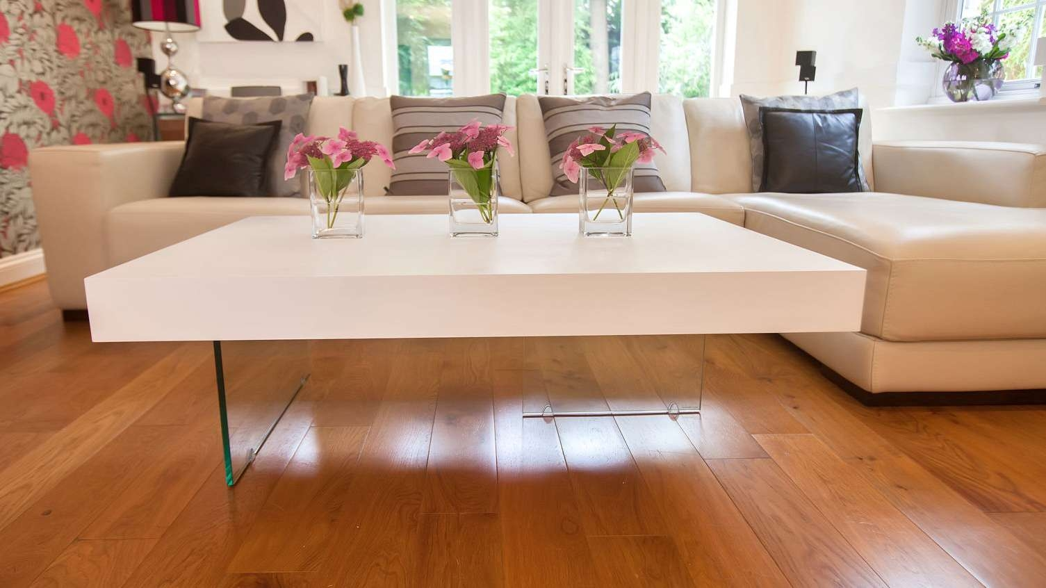Coffee Tables : Oversized Coffee Table Glass Round Sets Marble Throughout Widely Used Huge Coffee Tables (View 3 of 20)