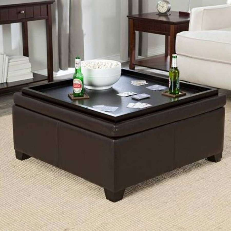 Coffee Tables : Purple Ottoman Leather Table White Coffee Large In Popular Purple Ottoman Coffee Tables (View 7 of 20)