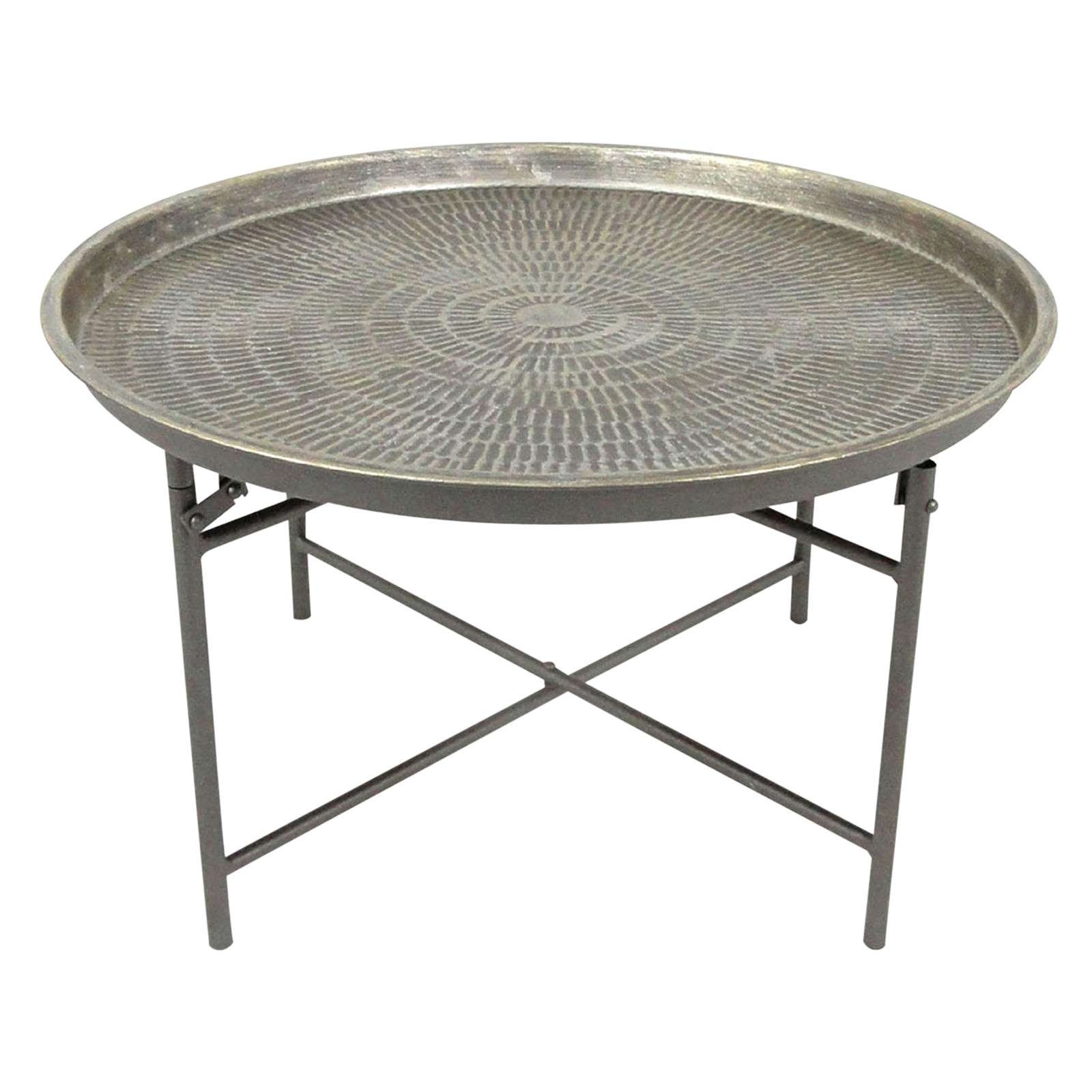 Tea Table Design Furniture Home Decor Amp Interior Exterior ~ Displaying gallery of round steel coffee tables view