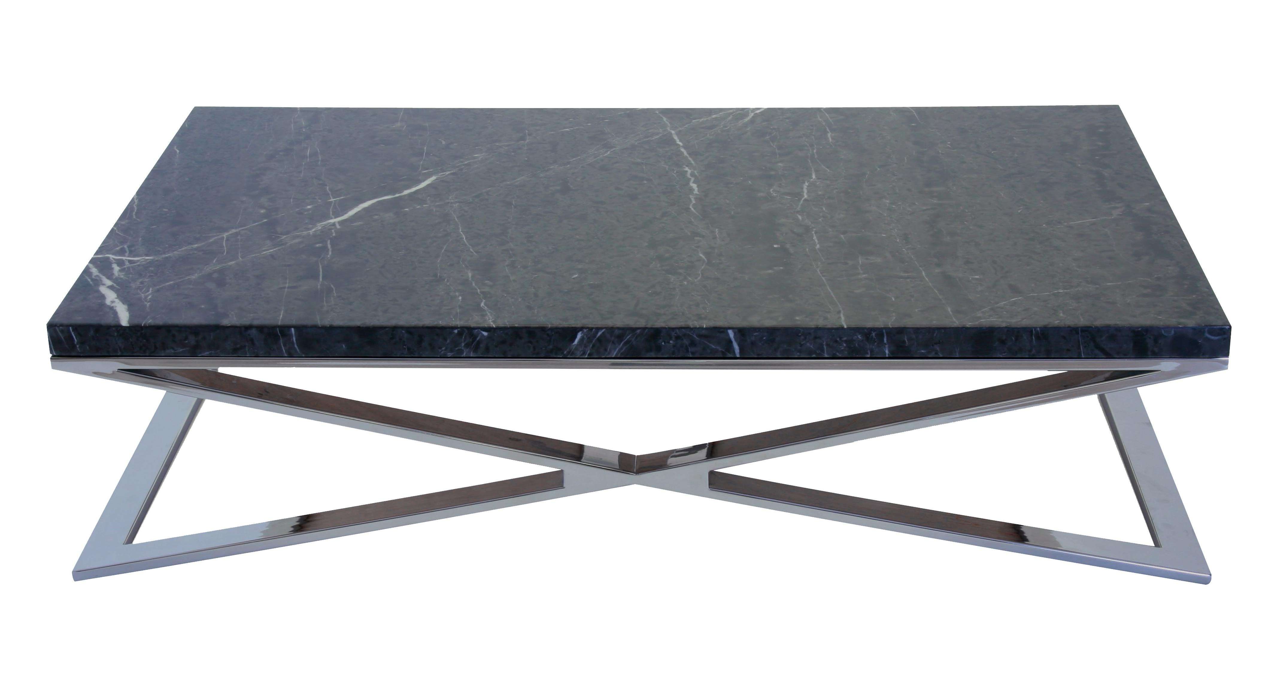 Coffee Tables : Selina Oa Selinamarble Grey Marble Oval Coffee Pertaining To Most Current Black And Grey Marble Coffee Tables (View 10 of 20)