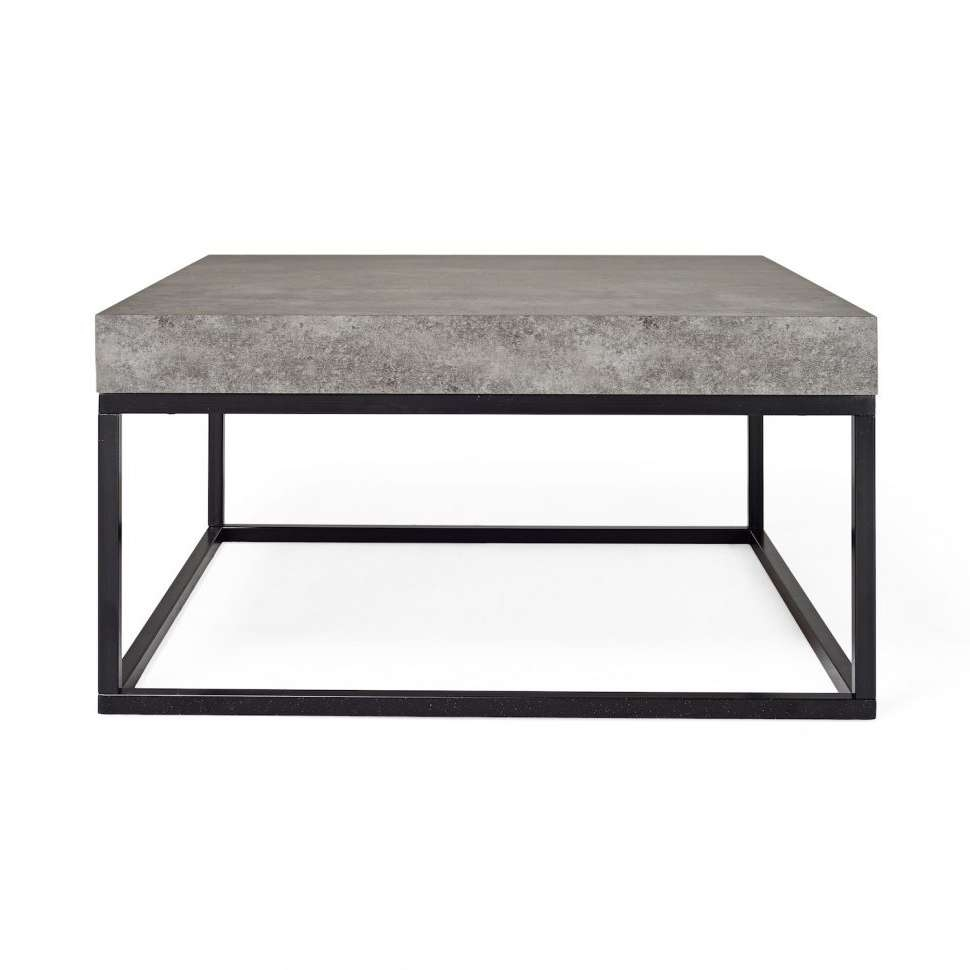 Coffee Tables : Slate Top Coffee Table Granite Metal And Stone For Most Popular Unusual Glass Coffee Tables (View 4 of 20)