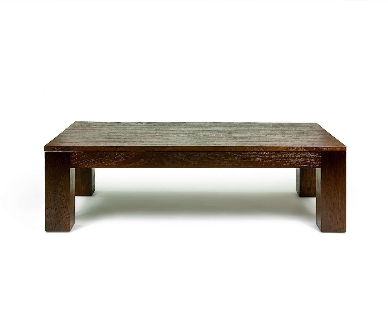 Coffee Tables : Small Light Wood Side Table Dark Round Coffee For Well Liked Dark Coffee Tables (View 5 of 20)