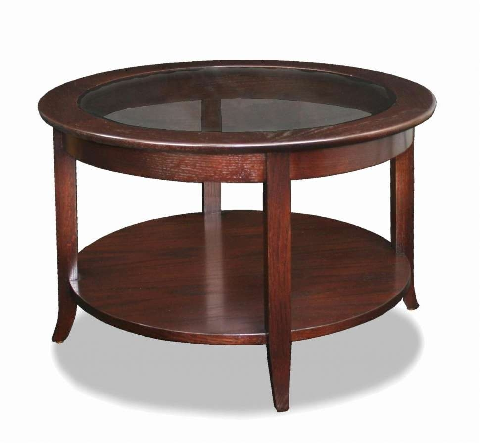 Coffee Tables : Solid Wood Coffee Tables Fresh Table End Round Pertaining To Well Liked Coffee Tables Solid Wood (View 5 of 20)