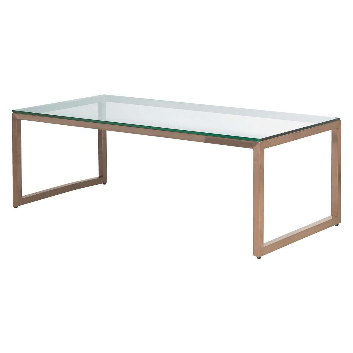 Coffee Tables : Splendid Glass Coffee Table Walnut Coffee Table Inside Well Liked Bronze And Glass Coffee Tables (View 8 of 20)