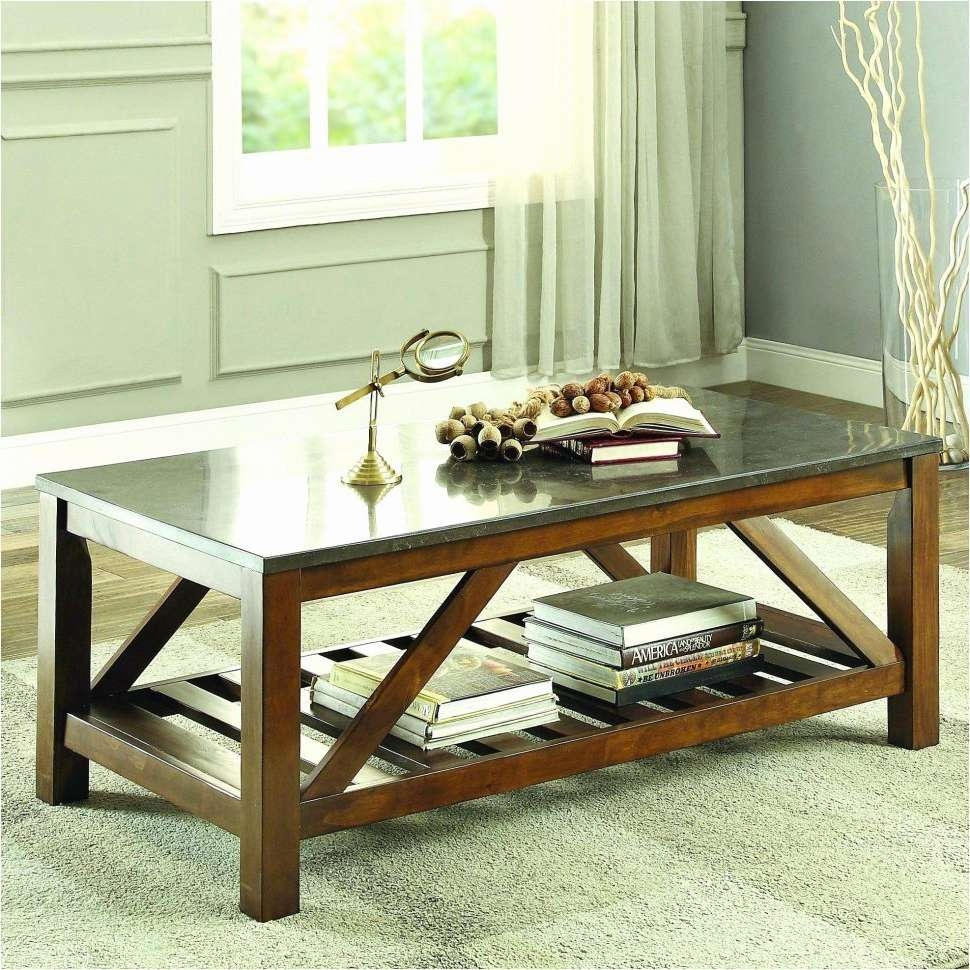 Coffee Tables : Table Big Square Coffee Metal Glass Gray Stone With Recent Big Square Coffee Tables (View 11 of 20)