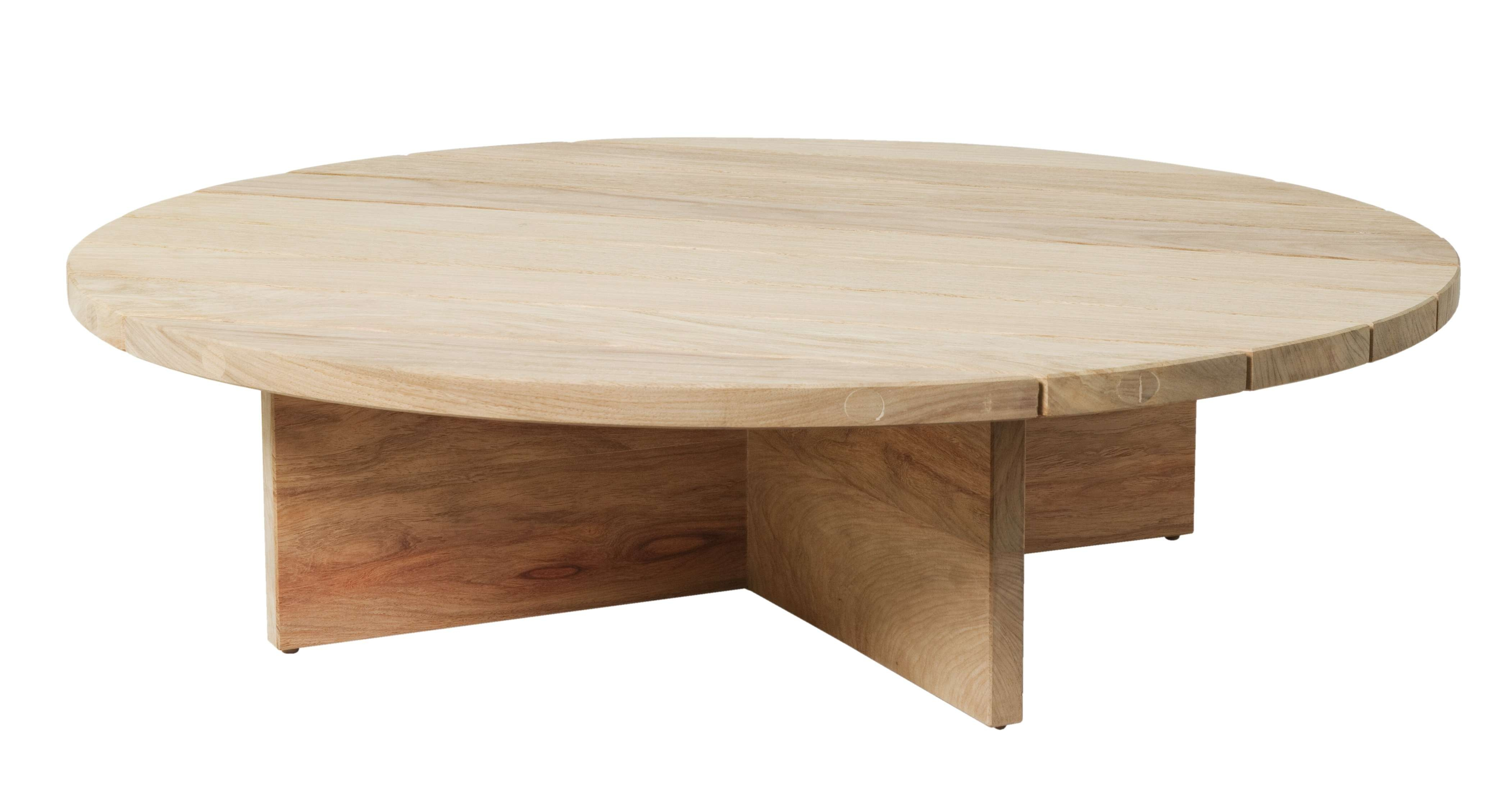 Coffee Tables : Table Coffee Cream With Glass Top Large Round Wood With Regard To Favorite Large Low Coffee Tables (View 8 of 20)