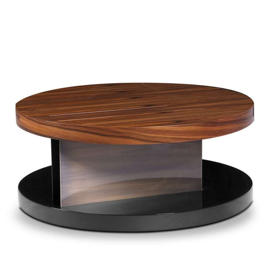 Coffee Tables : Table Oval Center Coffee Walnut Cherry Wood Inside 2018 Black Oval Coffee Table (View 16 of 20)