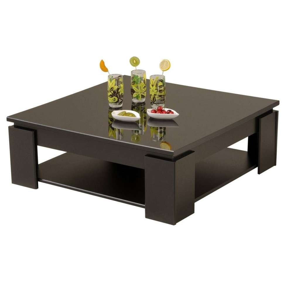 Coffee Tables : Top Of Low Square Coffee Tables L Large For Popular Large Low Square Coffee Tables (View 3 of 20)