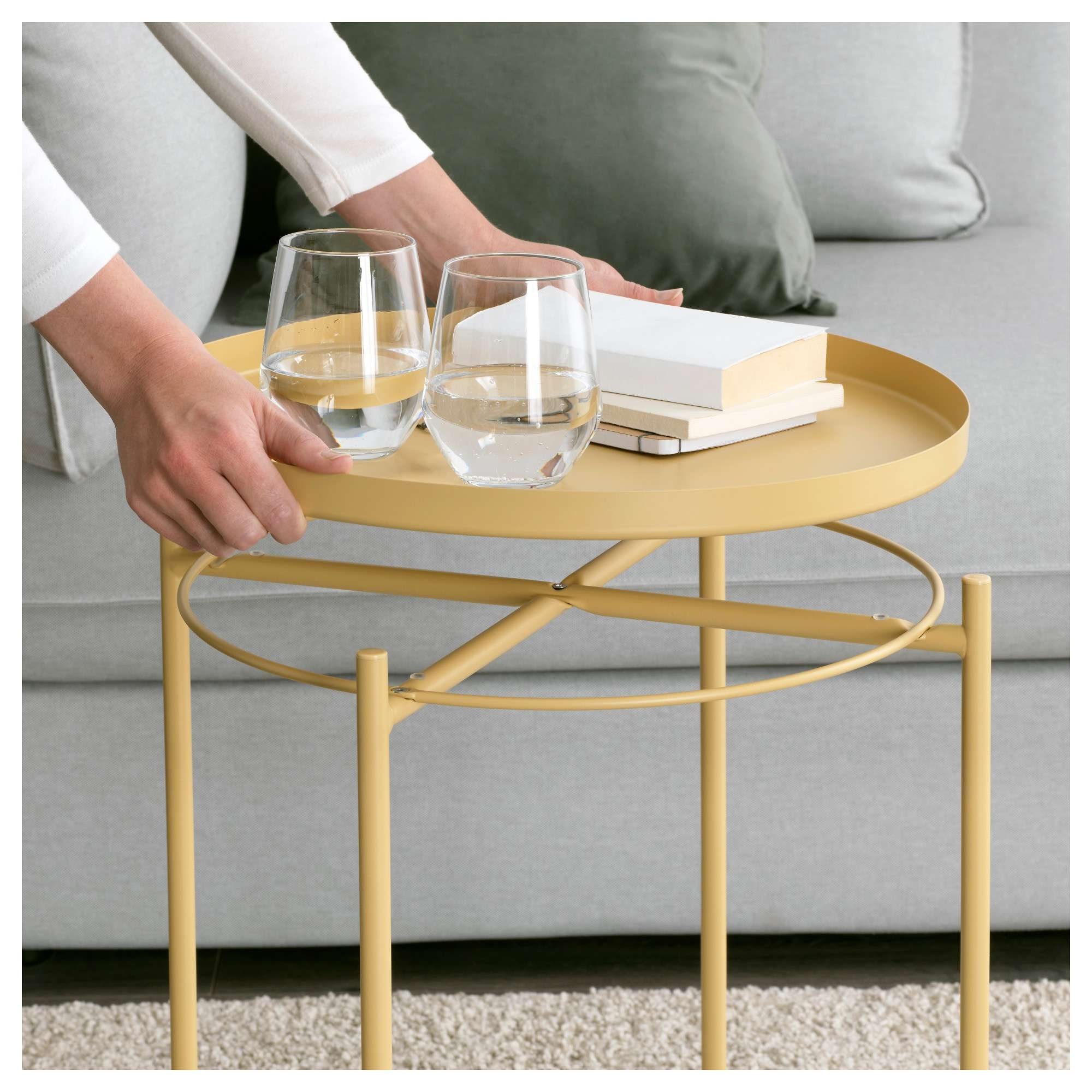 20 Best Round Coffee Table Trays