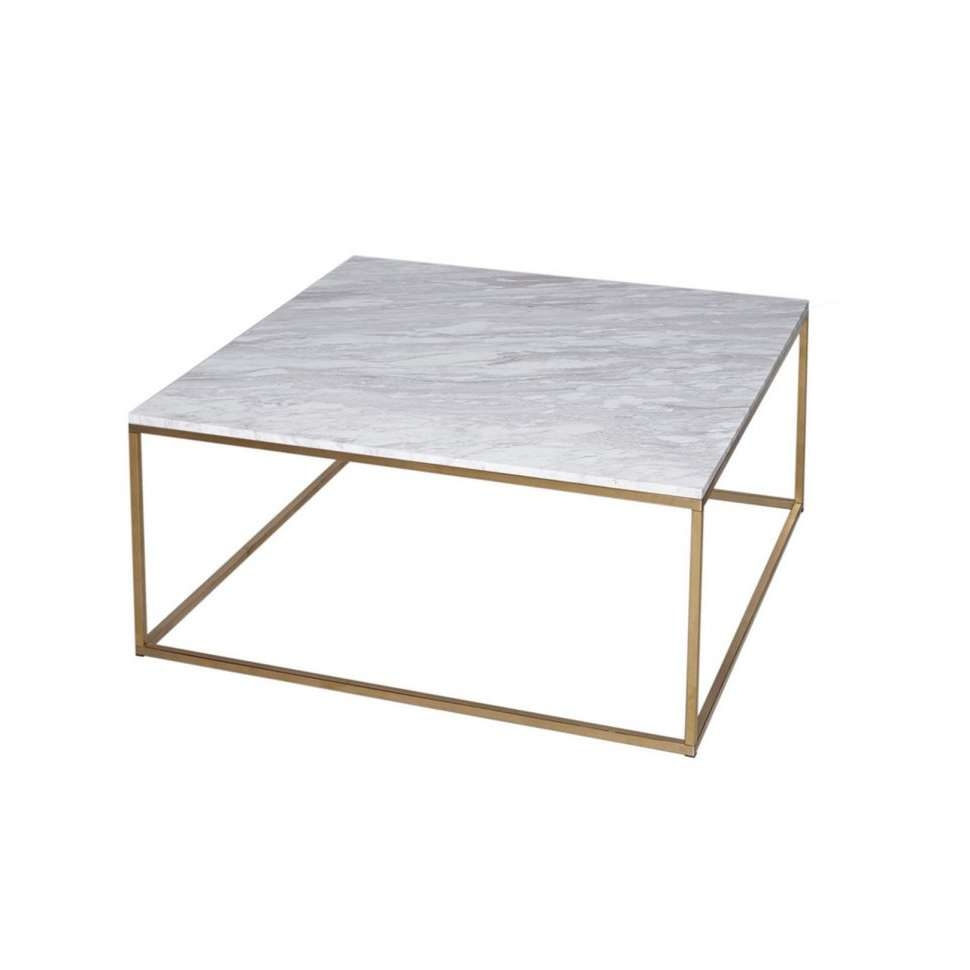 Coffee Tables : West Elm Marble Coffee Table White Top Copper For Current Small Marble Coffee Tables (View 8 of 20)