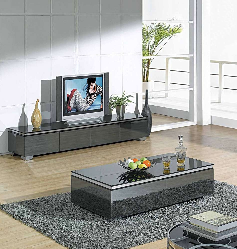 Coffee Tables Within 2017 Grey Coffee Table Sets (View 11 of 20)