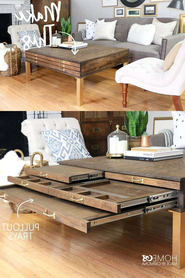 Coffee Throughout Recent Puzzle Coffee Tables (View 18 of 20)