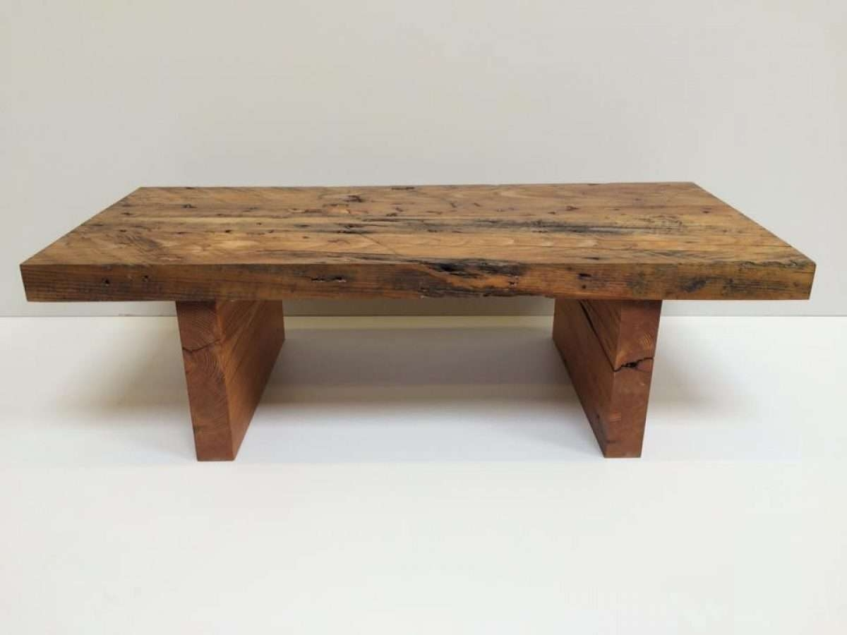 Coleman & Edwards Makers Of Fine Regarding 2017 Old Pine Coffee Tables (View 6 of 20)