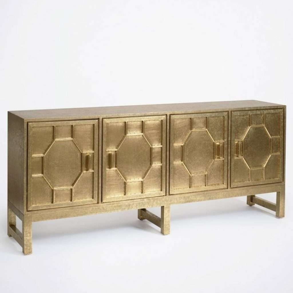 Collection Metal Sideboards – Buildsimplehome Within Metal Sideboards (View 7 of 20)