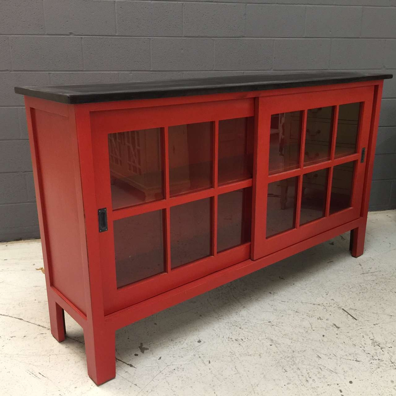 Collection Sideboard With Sliding Doors Pictures – Losro Inside Sideboards With Glass Doors (View 19 of 20)