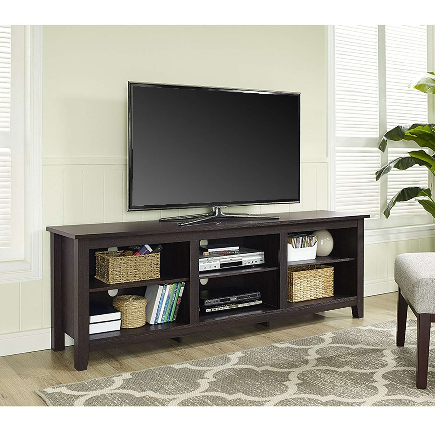 Console Tables : Cool Skinny Console Table With Storage About Regarding Long Tv Cabinets Furniture (View 5 of 20)